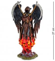 WS-665 Статуэтка  Ангел смерти в огне