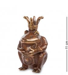 43-011 Фигурка  Царевна-лягушка   бронза, о.Бали
