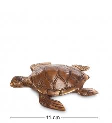 43-071 Фигурка  Морская черепаха   бронза, о.Бали