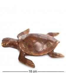 43-073 Фигурка  Морская черепаха   бронза, о.Бали