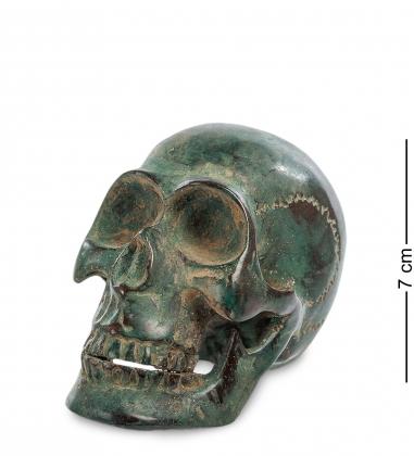 43-091 Фигурка «Череп»  бронза, о.Бали