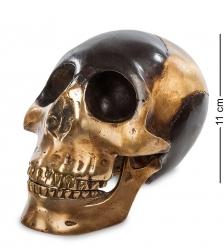 43-093-01 Фигурка  Череп   бронза, о.Бали