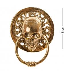 43-104 Дверной молоток  Череп   бронза, о.Бали