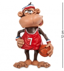 RV-467 Фигурка Обезьяна  Баскетболист   W.Stratford