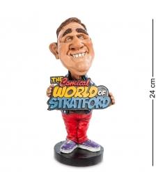 STD-16 Статуэтка «Художник»  W.Stratford