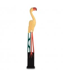 90-014 Статуэтка «Желтый Фламинго» 125 см