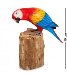 89-035 Фигурка  Попугай Ара   о.Бали