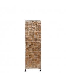 34-021 Светильник из перламутра  Башня  80см