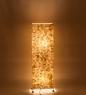 34-039 Светильник из перламутра «Башня» 100см