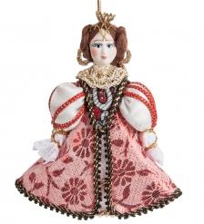 RK-637/ 1 Кукла подвесная  Королева