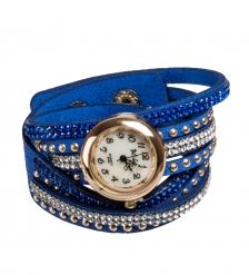 Y-CH032 Браслет-часы  Радуга  голубой