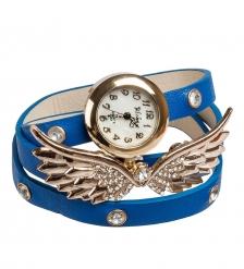 Y-CH034 Браслет-часы  Крылья Ангела  синий