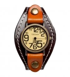 Y-CH049 Браслет-часы  Классика  коричн
