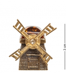 AM- 631 Наперсток  Мельница   латунь
