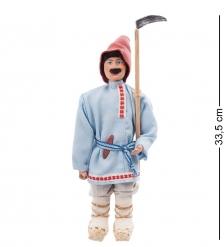 RK-905 Кукла  Захар с косой