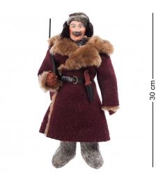 RK-917 Кукла  Тихон с ружьем