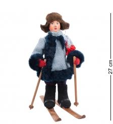 RK-901 Кукла  Алеша на лыжах