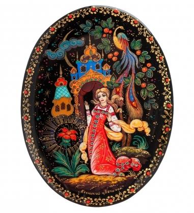 ШК-45/ 7 Шкатулка «Аленький цветок» Орлова