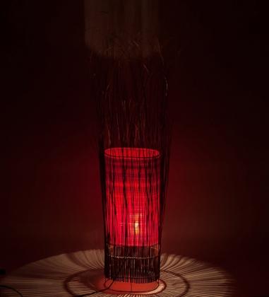 42-008 Светильник сред. «Метеор»  о.Бали