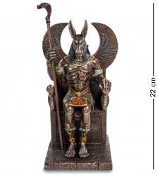 WS-183 Статуэтка  Анубис на троне