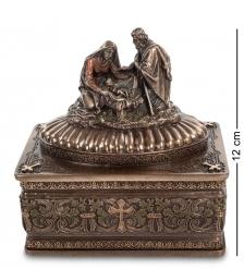 WS-538 Шкатулка  Рождение Христа