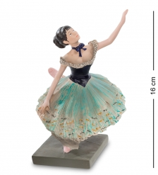 pr-DE01 Статуэтка Балерина Эдгара Дега  Museum.Parastone