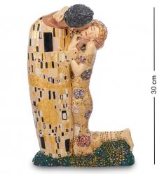 pr-KL21G Статуэтка «Поцелуй» Густава Климта  Museum.Parastone
