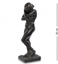 pr-RO19 Статуэтка Ева Огюст Роден  Museum.Parastone