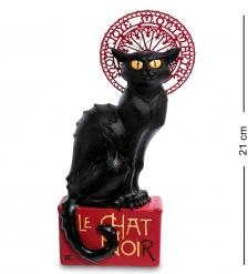 pr-STE01 Статуэтка  Черный кот  Теофиль-Александр Стейнлен  Museum.Parastone