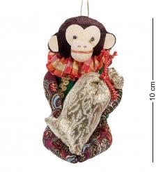 RK-740 Кукла подвесная «Обезьяна с мешком»