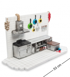 RV-573 Стенд  Идеальная кухня   W.Stratford