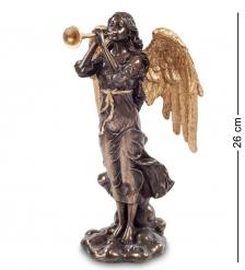 WS-693/ 2 Статуэтка  Ангел, играющий на трубе