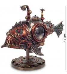 WS-191 Статуэтка в стиле Стимпанк  Рыба