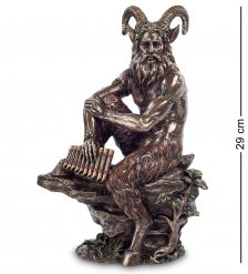 WS-197 Статуэтка  Пан - бог рыбаков и пастухов