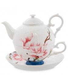 JS-04 Чайный набор  Цветущая сакура   Pavone