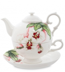 JS-39 Чайный набор  Королевская орхидея   Pavone