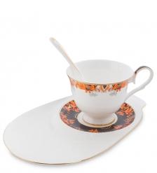 JK-221 Чайная пара  Риомаджоре   Riomaggiore Pavone