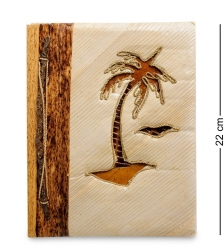 16-076 Блокнот  Тропики  бол.  о.Бали