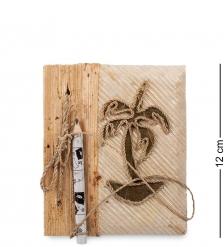 16-078 Блокнот с карандашом  Тропики  мал.  о.Бали