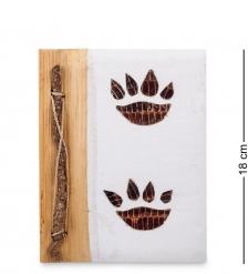 16-080 Блокнот  След тигра  ср.  о.Бали