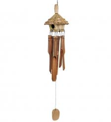 51-001 Музыка ветра  Птичий домик   бамбук, о.Бали