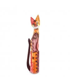 99-277 Статуэтка  Кошка  80 см  албезия, о.Бали