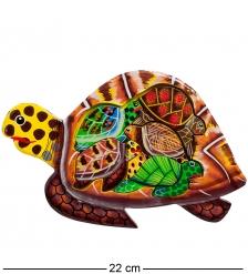 46-011 Пазл  Черепахи   о.Бали