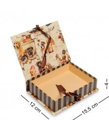 WA-46-1/1 Коробка  Книга