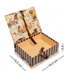 WA-46-1/2 Коробка  Книга