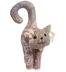 ТК-101 Игрушка лоскутная  Кошка  - Вариант A