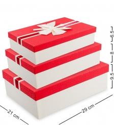 WF-20 Набор коробок из 3шт  Прямоугольник  - Вариант A