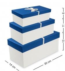 WF-26 Набор коробок из 3шт  Прямоугольник  - Вариант A