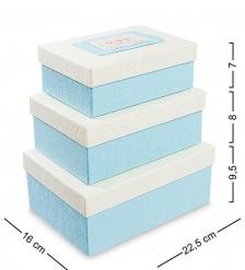 WF-06 Набор коробок из 3шт  Прямоугольник  - Вариант A