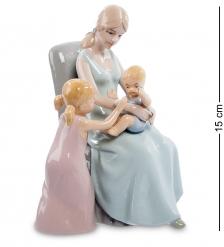 CMS-27/23 Музыкальная статуэтка  Мама и дети   Pavone